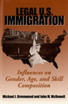 Legal U.S. Immigration: Influences on Gender, Age, and Skill Composition