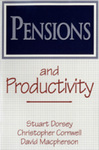 Pensions and Productivity by Stuart Dorsey, Christopher Mark. Cornwell, and David A. Macpherson