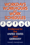 Workdays, Workhours and Work Schedules: Evidence for the United States and Germany