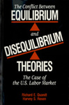 The Conflict Between Equilibrium and Disequilibrium Theories: The Case of the U.S. Labor Market