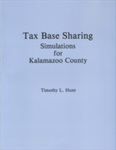 Tax Base Sharing: Simulations for Kalamazoo County by Timothy L. Hunt