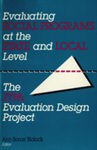 Evaluating Social Programs at the State and Local Level: The JTPA Evaluation Design Project