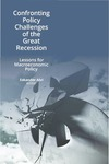 Confronting Policy Challenges of the Great Recession: Lessons for Macroeconomic Policy by Eskander Alvi